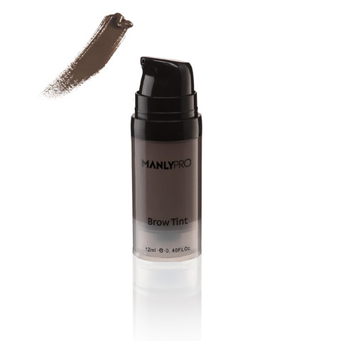 Manly PRO Brow Tint Гелево-кремовый суперстойкий тинт для бровей
