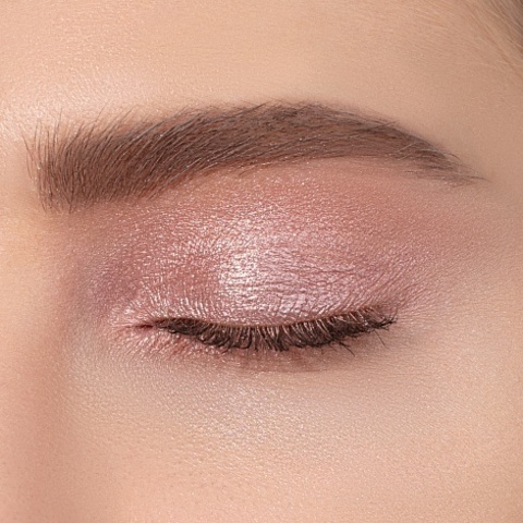 Romanovamakeup Sexy Eye Cream Metallizer Кремовые тени металлайзер - PINK ORCHID