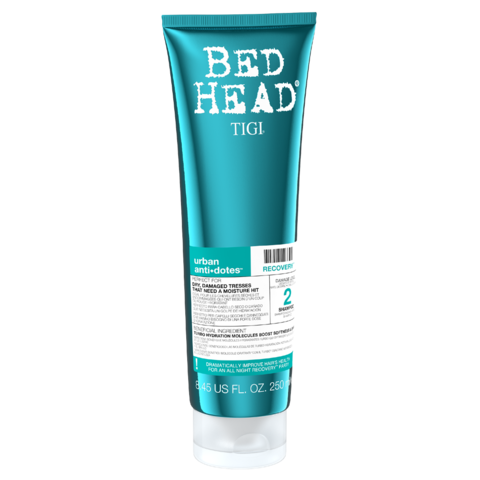 TIGI BED HEAD Urban Anti+dotes Recovery 2 Шампунь для поврежденных волос