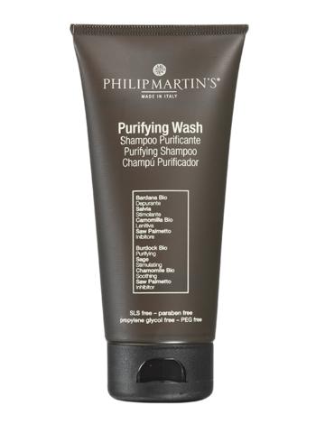 PHILIP MARTIN`S Purifying Wash Шампунь интенсивно очищающий 250 ml