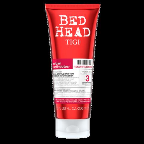 TIGI BED HEAD Urban Anti+dotes Resurrection 3 Кондиционер для сильно поврежденных волос