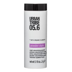 URBAN TRIBE 05.6 Powder Style Матирующая пудра для создания объема