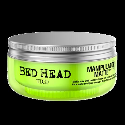TIGI BED HEAD Manipulator Matte Матовая мастика для волос сильной фиксации
