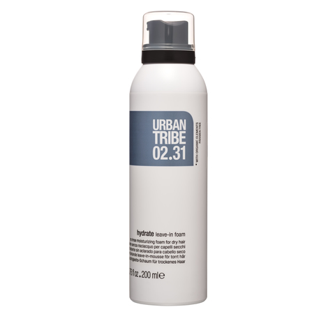 URBAN TRIBE 02.31 Hydrate leave-in Foam Увлажняющий праймер-мус