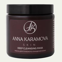 DEEP CLEANSING MASK ANNA KARAMOVA МАСКА ДЛЯ ГЛУБОКОГО ОЧИЩЕНИЯ КОЖИ