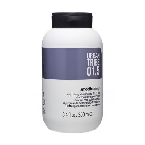 URBAN TRIBE 01.5 Shampoo Smooth Выпрямляющий шампунь  для вьющихся волос