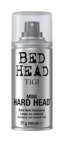TIGI BED HEAD Hard Head Лак для суперсильной фиксации