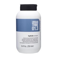 URBAN TRIBE 01.3 Shampoo Hydrate увлажняющий шампунь для сухих волос